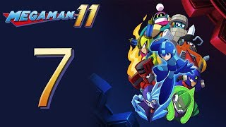 Mega Man 11 Kicks DSP's BUTT! The Playthrough pt7 - Boss Gauntlet! Now, For Wily