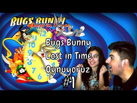 Bugs Bunny Lost In Time Oynuyoruz #1 ''Nowhere'' (Hiçbir Yer)