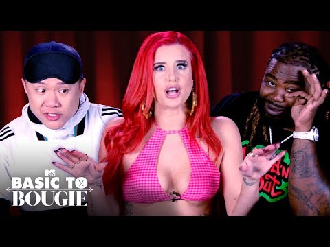 Basic to BLOOPERS ft. Justina Valentine 😹 | Basic to Bougie Season 2 | MTV