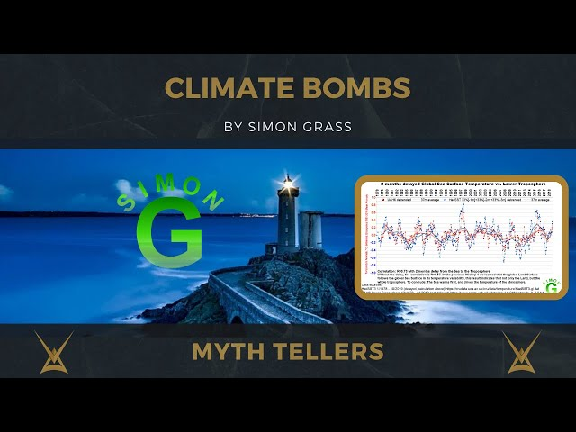 Climate Bombs by Simon Grass