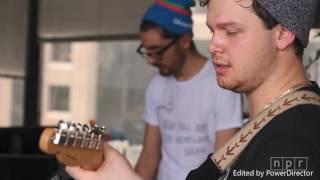 Alt-J: NPR Music Tiny Desk Concert - Matilda