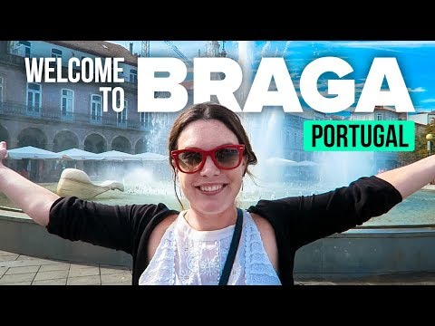Welcome to BRAGA. A Charming City in Northern Portugal.