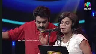 Dharmajan & pisharady dubsong comedy  full