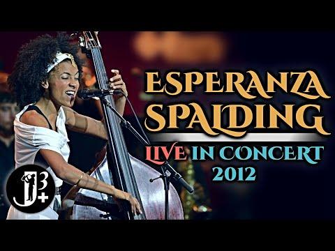 Esperanza Spalding - AVO Session 2012