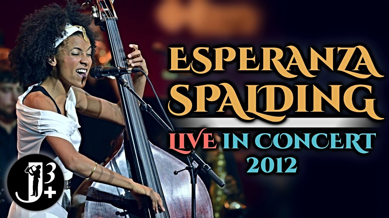 Esperanza Spalding - Basel Switzerland - AVO Session 2012