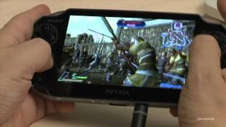 Playstation Vita Dynasty Warriors NEXT