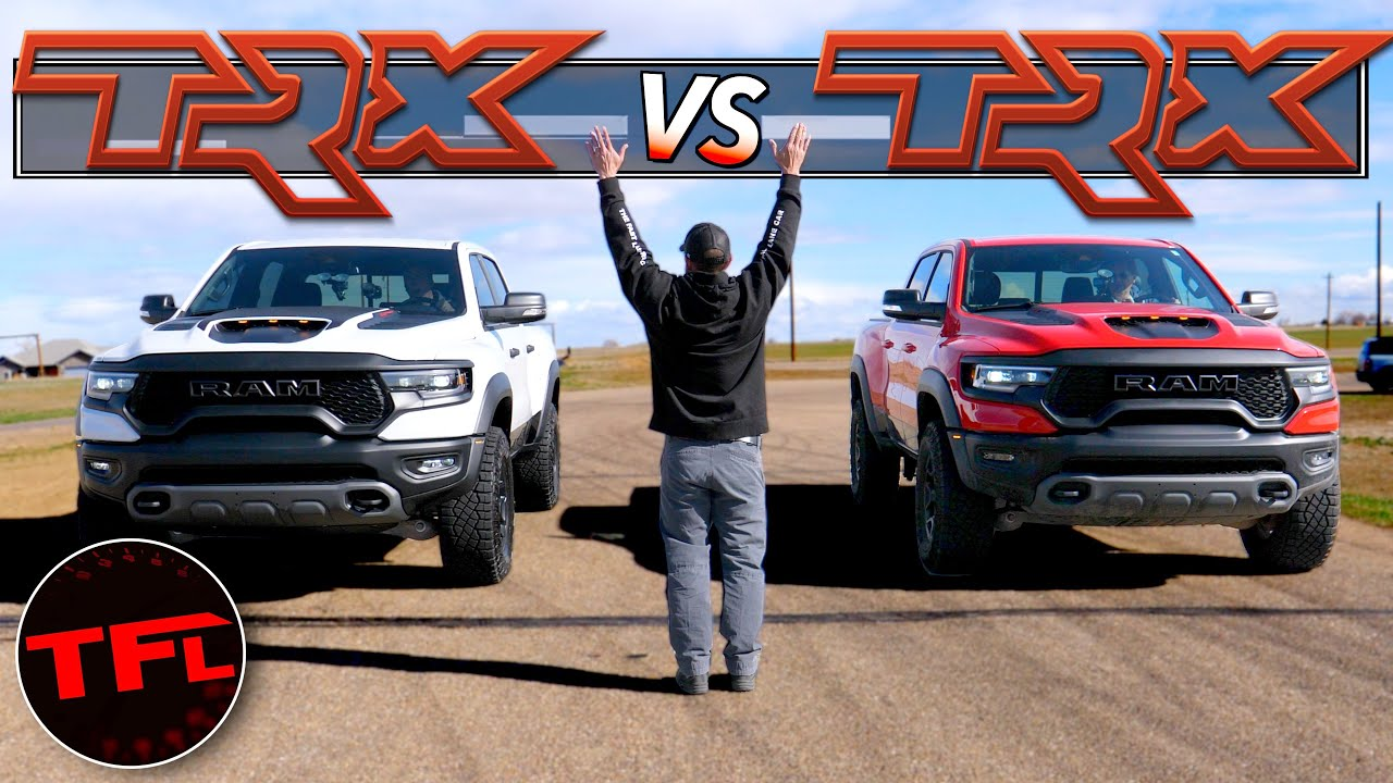 Here Is What You DON'T Get With The America CHEAPEST Ram TRX In America!
