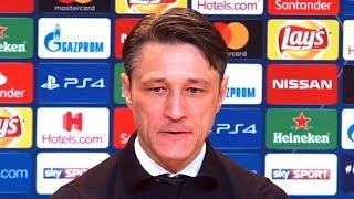 Bayern Munich 1-3 Liverpool (Agg 1-3) - Niko Kovac Post Match Press Conference - Champions League