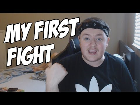 MY FIRST FIGHT... **EXPLICIT**