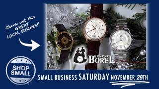 Mincemoyer Small Business Saturday 2014