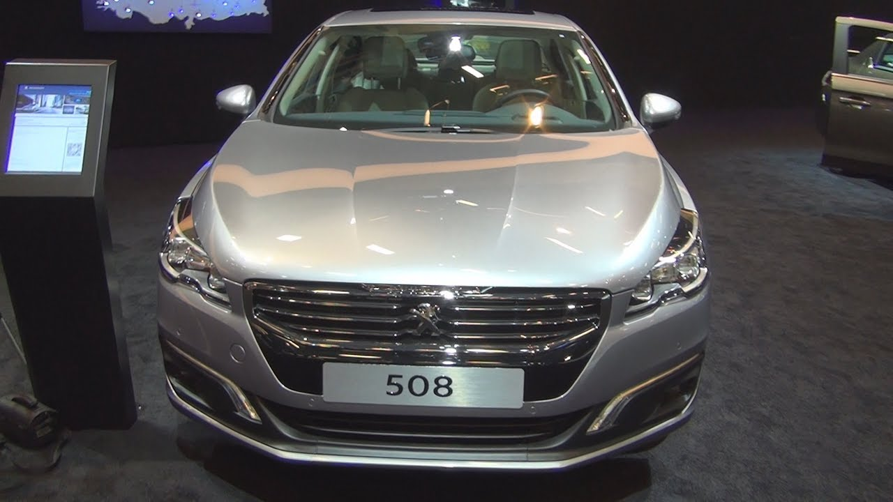 Peugeot 508 Allure 1 6 Thp 165 Hp S S 2015 Exterior And Interior Youtube