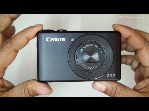 Canon Powershot S110 Review: Complete In-depth Hands-on full HD