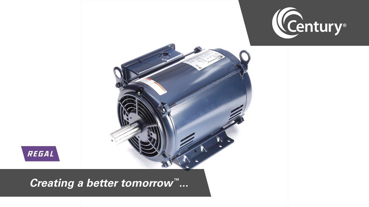 Century Electric Motor Mastery Session 2 Regal Beloit