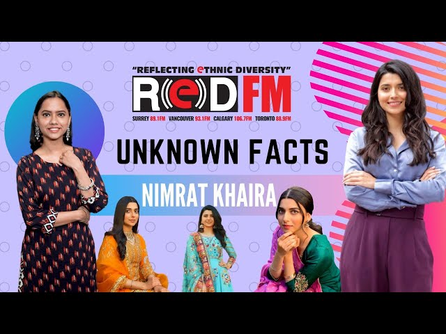 Unknown facts about Nimrat Khaira | Icons of Punjab