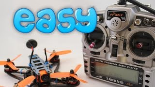 how radios and drones talk to each other simple explanation