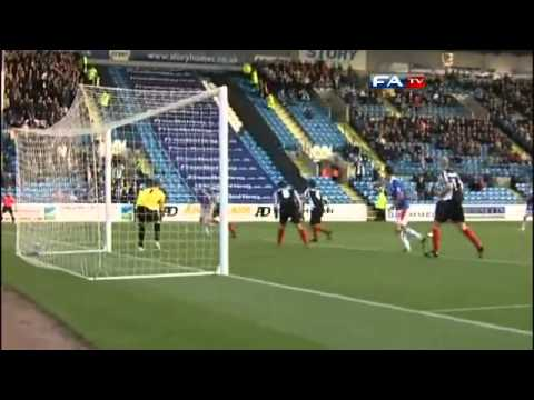Carlisle 6-0 Tipton Town - The FA Cup 1st Round - 06/11/10