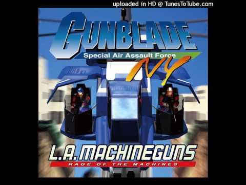 Gunblade NY - 05 - CARGO SHIP ~ Boss 02