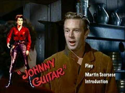 Winter sun, the fourth song from acoustical musical (click on image) here it is thursday and here is a bird man character. JOHNNY GUITAR (1954) Menu Montage JOAN CRAWFORD - YouTube