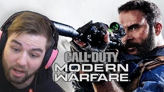 MODERN WARFARE makes me anxious