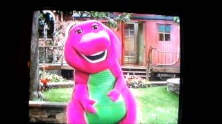 opening and closing to barney now i know my abcs 2004 vhs