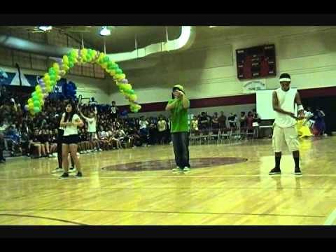 Westmont Homecoming Night Rally 2010