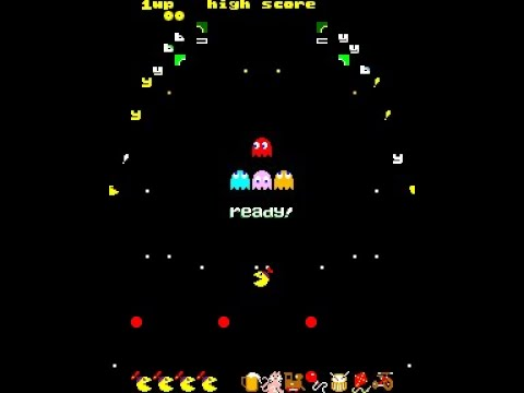 Jr. Pac-Man Fucking Dies (or, The Kill Screen(s) Of Jr. Pac-Man)