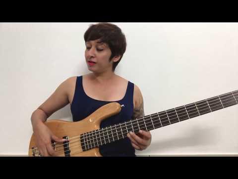 Dave Brubeck - Take 5 (Bass Solo)