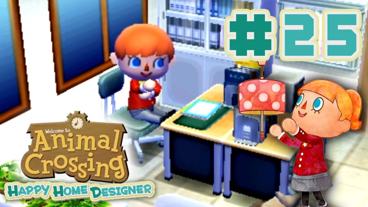 Animal Crossing Happy Home Designer Part 25 Deutsch German
