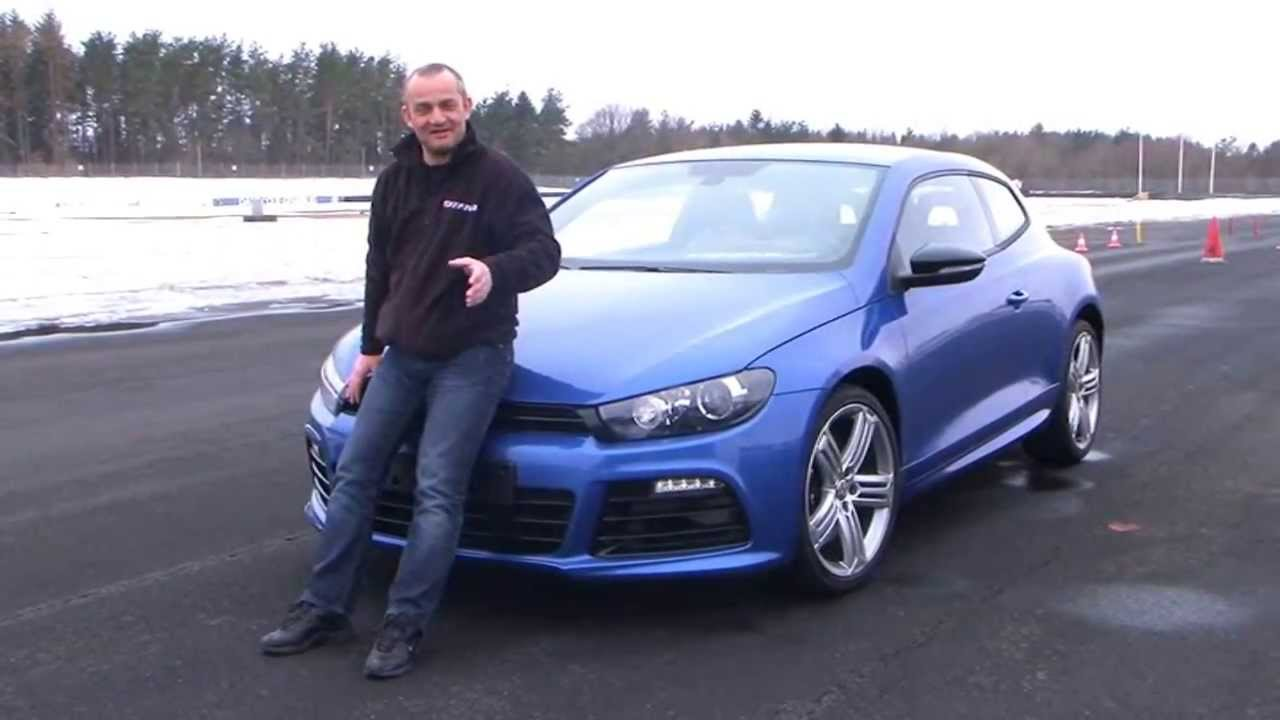 vw scirocco r 2010 test ultimativ racerbil youtube. Black Bedroom Furniture Sets. Home Design Ideas