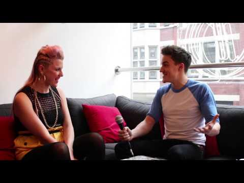 Sophie and The Bom Boms Interview: Pop Scoop!