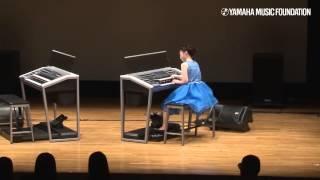 作曲・エレクトーン演奏/北 恵理 全日本電子楽器教育研究会 第3回学生...