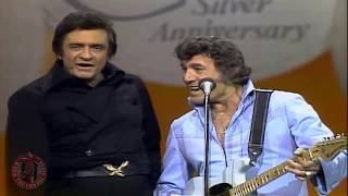Johnny Cash And  Carl Perkins - Blue Suede shoes