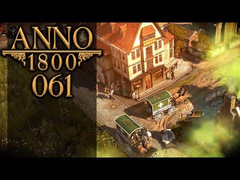 ANNO 1800 🏛 061: A PLAGUE TALE - Die Pest ist da!