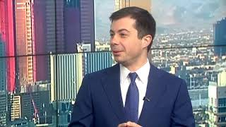Pete Buttigieg morning news