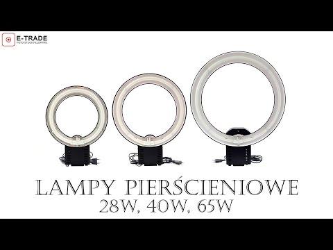 Oświetlenie Fotograficzne Ciągłe Lampy Studyjne E Trade