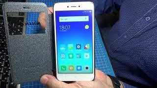 Xiaomi Redmi 5A распаковка, обзор, примеры фото и видео