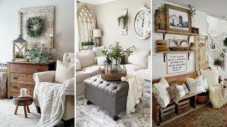 ❤DIY Farmhouse style Winter home decor Ideas❤ | Home decor & Interior design| Flamingo Mango