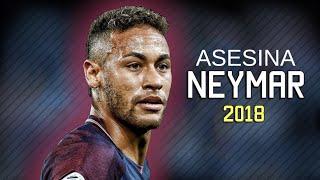 Asesina 🔪 Brytiago X Darell-Neymar JR |Skills and Goals| 2018