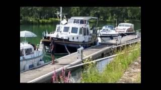 Aire de Camping car de Dun sur Meuse, Meuse 55