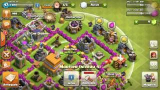 Clash of Clans - Bien construire son village. | #1