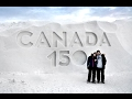 Canada's 150th birthday in Winterlude
