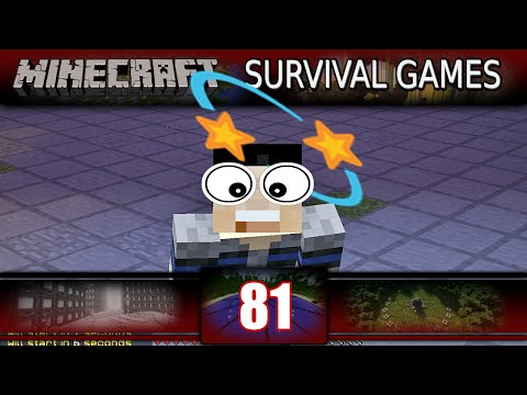 Minecraft - Survival Games - 30 FOV CHALLENGE! (Minecraft PVP)