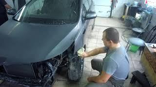 Как правильно отполировать авто.How to Polish a car.