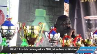 Kitalo! Abadde omwogezi wa FMU, Nkambwe aziikiddwa thumbnail