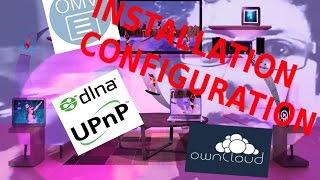 [ TUTO FR ] Créer un serveur NAS multimédia openmediavault gratuitement