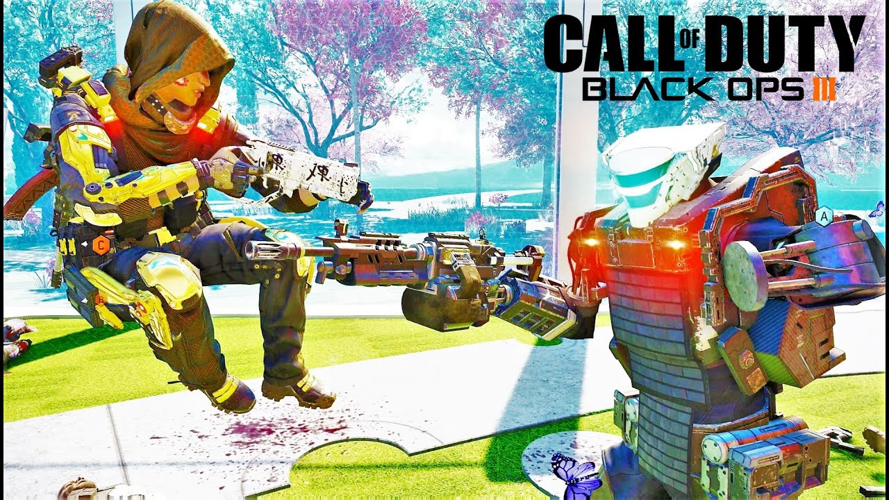 Call of Duty: Black Ops 3 Multiplayer Gameplay PS4 : FREE NUKETOWN for EVERYONE