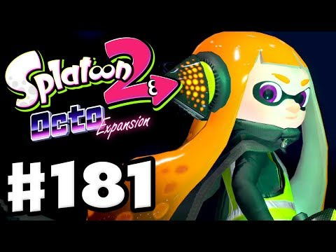 Octo Expansion SECRET HARD BOSS! - Splatoon 2 - Gameplay Walkthrough Part 181 (Nintendo Switch)