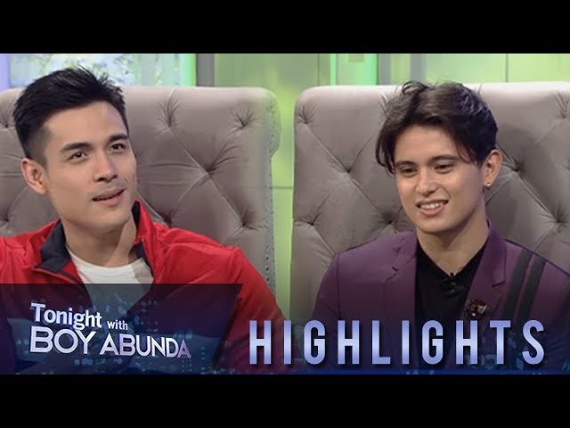 TWBA: James Reid and Xian Lim reveal what they discovered about Sarah Geronimo