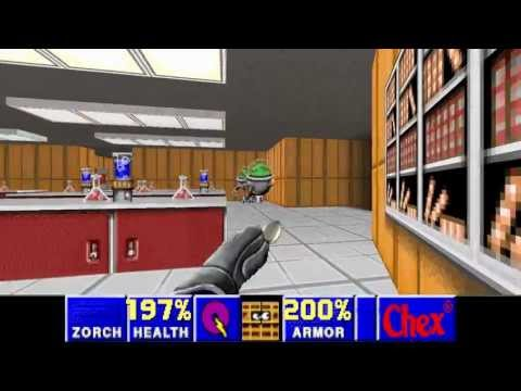 Engineer plays Chex Quest (Part 3)