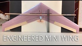 Gambar cover Engineered Mini Flying Wing
